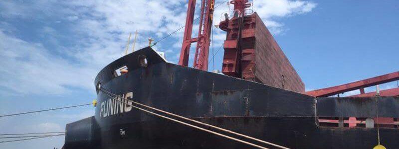 ship in port(1)